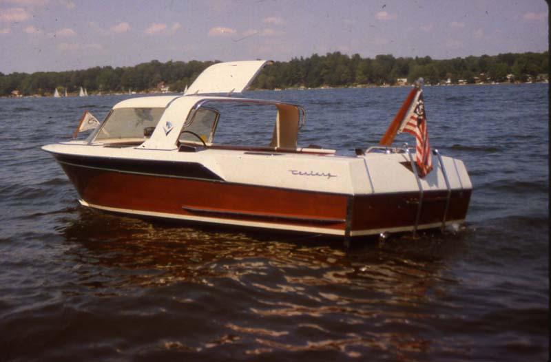 1967 Century Sabre 18